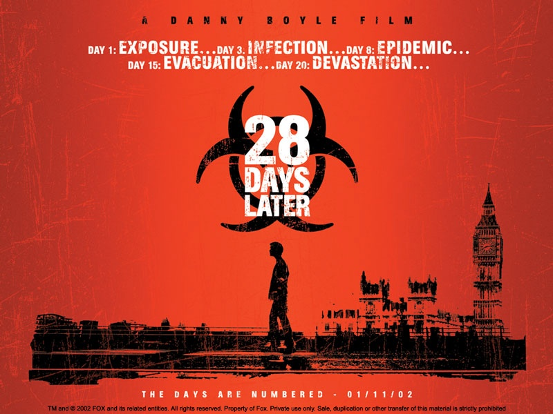 OST 28 Days/Weeks Later (MP3)